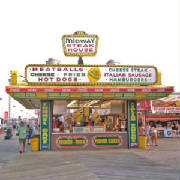 Casino Pier, Seaside - Midway Steak House
